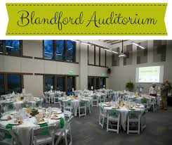 Blandford Nature Center Capacity Of 125 150 Guests