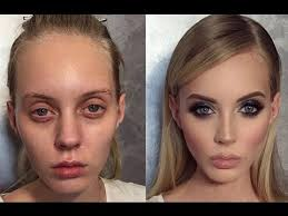 before and after makeup transformation the power of makeup