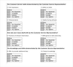 Customer Service Survey Template Free 12 Customer Survey Templates Doc Pdf Free Premium Templates