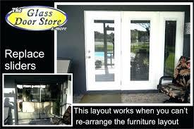 sliding glass door replacement wheels sliding door replacement patio door replace luxury replace sliding glass door