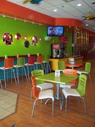 colorful furniture. Restaurant Furniture Colorful I