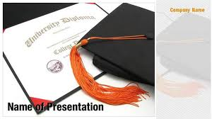 College Ppt Templates College Diploma Powerpoint Templates College Diploma