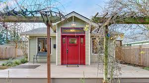residential front doors red. red entry door in home for sale bellingham wa residential front doors o