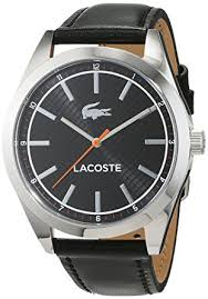 lacoste mens watch 2010888 amazon co uk watches lacoste mens watch 2010888