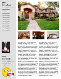 real estate flyer templates 29doors all ten flyer templates for just 99