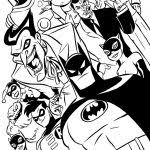 Small Picture Batman Animated Series Coloring Pages Coloring Pages For Kids
