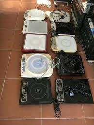 0358742679 - Bán lô 10c bếp từ đơn hàng Nhật bãi - Rao Vặt Chợ Tốt