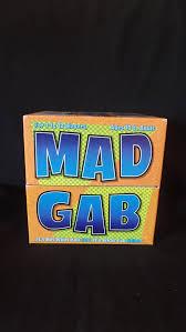 Baby Shower Mad Gab
