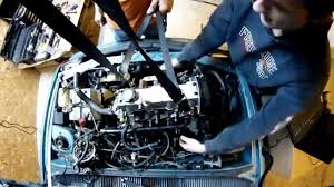 geo metro engine pull time lapse