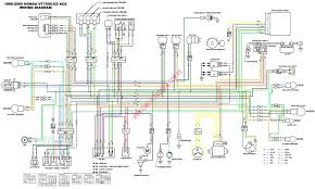 honda vtf wiring diagram honda wiring diagrams