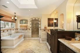 Spanish Revival Master Bath mediterranean-bathroom