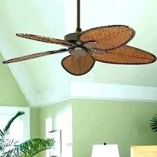 leaf blade ceiling fan daily steals prominence home ceiling fan palm valley tropical le blade indoor