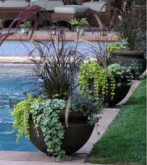 container garden design. Find Your Favorite Combinations For Container Gardening Design. Or, Make Containers Of Single Plants And Then Group Them To Create Garden Design