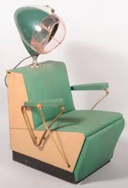 Mohair Salon Designers Of Hair 287 Art Deco Style Mid Century Modecraft Rayette Elect On