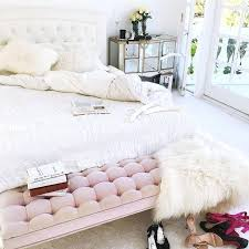 bedrooms and more. Pink Fur Bench Inspiration Bedrooms And More Fresno Ca E