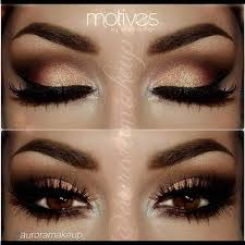 wedding eye makeup for brown eyes cute makeup ideas liked on polyvore featuring beauty s makeup eye makeup eyeaquillage