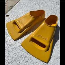 Zoomers Finis Training Swimming Fins Scuba Size H