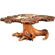 furniture made from tree trunks. Coffee Tables Made From Tree Trunks Furniture