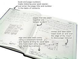 Lab Notebook Example Lab Notebook Example