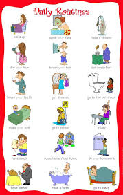 Daily routine in past tense by RachelRouse   Teaching Resources   Tes Pinterest Future tense in French