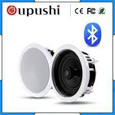 OUPUSHI VX6 C Bluetooth Loa âm trần 10 100W chất lượng Cao tích hợp loa nhà  nền Loa|Soundbar