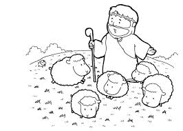 Unique Preschool Bible Story Coloring Pages 84 With Additional