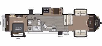 montana th wheel floor plans images res floor plan th montana high country s2939 4 in addition jayco eagle fifth floor plans