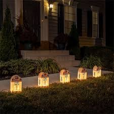 outdoor droid lighting electric lights