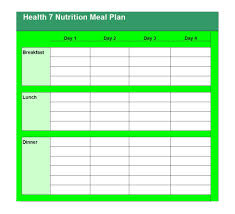 Meal Planning Spreadsheet Excel 014 Free Meal Plan Spreadsheet Template Ideas Wondrous Menu