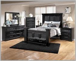 ashley bedroom furniture cavallino queen storage bedroom set ashley furniture