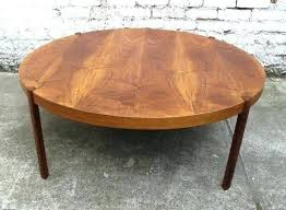 danish round coffee table architecture danish round coffee table contemporary teak set simple inspiration with regard