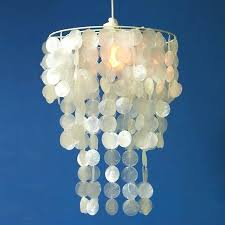 capiz shell chandelier diy wax paper capiz shell chandelier