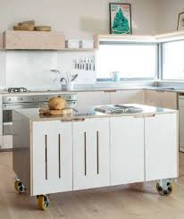 Small Picture The 25 best Mobile kitchen island ideas on Pinterest Kitchen