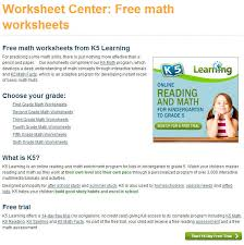 Why Math Worksheets Play an Essential Part in Learning Math?