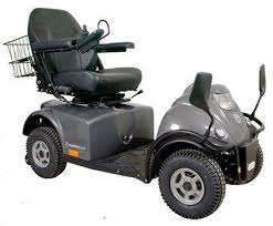 4-wheel <b>electric scooter Mini</b> Crosser Medema Productions