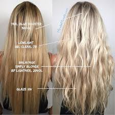 lovely hair themes to 14 best color formulas images on kenra color hair