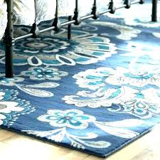 bright blue area rug colored wool rugs s