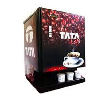 Coffee Soup Vending Machine Impressive TATA Tea Coffee Soup Vending Machine At Rs 48 Piece Coffee