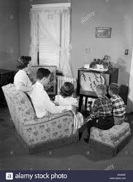black kids watching tv. 1950s family watching television mother father three children black kids watching tv i
