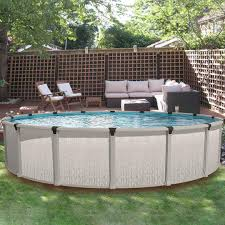round above ground pools. Modren Pools Eternia 12 Ft Round Above Ground Pool Inside Pools H