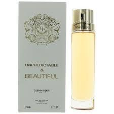 Unpredictable & <b>Beautiful</b> by <b>Glenn Perri</b>, 3.2 oz EDP Spray for ...