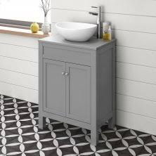 corner vanity units for bathroom melbourne. 600mm melbourne grey countertop unit \u0026 camila basin - floor standing corner vanity units for bathroom a