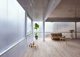 japanese office design. suppose design officeu0027s house of tousuienn has translucent walls japanese office