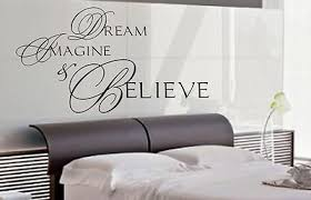 wall art bedroom quotes