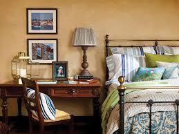 white coastal furniture. Comely Image Of Coastal Bedroom Decoration Using Light Blue Patterned Bed Sheet Including White Furniture G