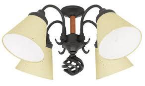 ceiling fan shades. hunter ceiling fan light kits. iron and kraft shades e