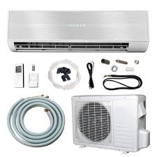 110 volt air conditioner. Amvent Elite 12,000 BTU (1 Ton) Ductless Mini Split Air Conditioner - 110- 110 Volt S