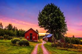 Farm Landscapes Wallpapers - Top Free ...
