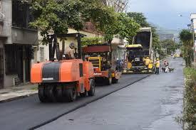 Resultado de imagen para Pavimentación de calles en Dosquebradas