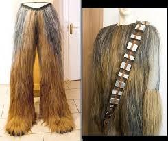 handmade chewbacca costume eezy